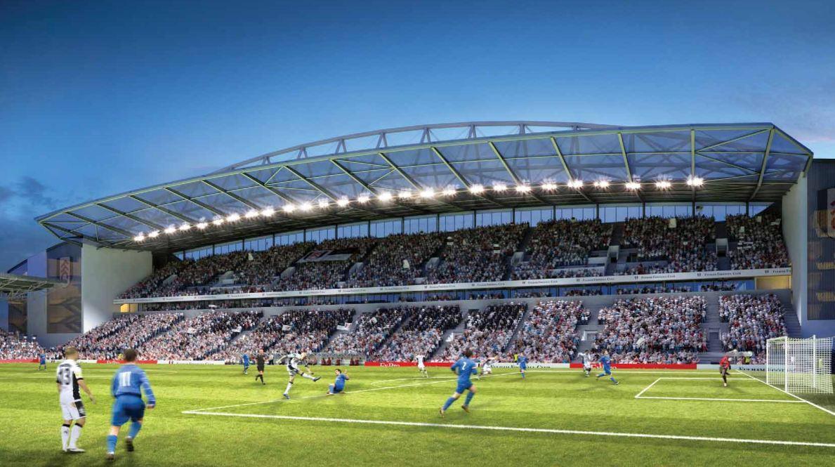 Fulham Stadion