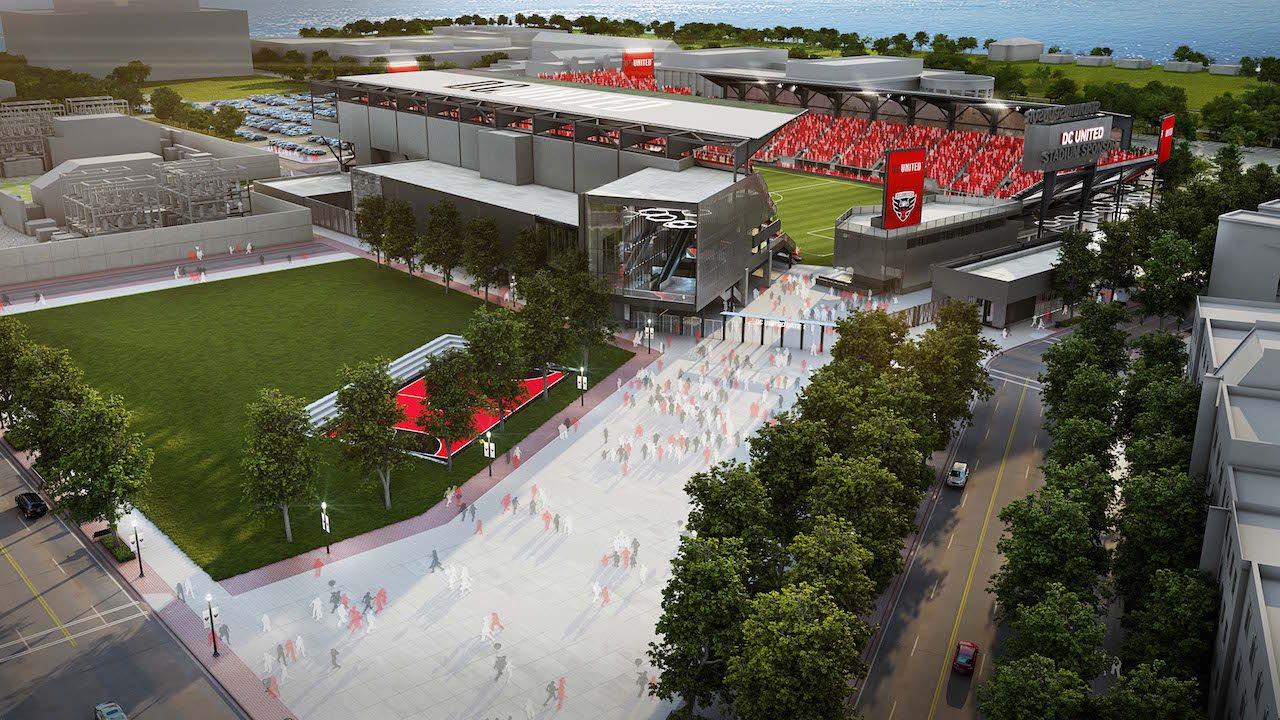 Design Audi Field Stadiumdbcom
