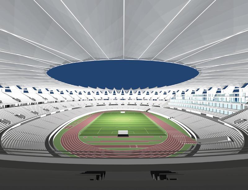 Dubai Sports City Football Dubai Sports City Stadium