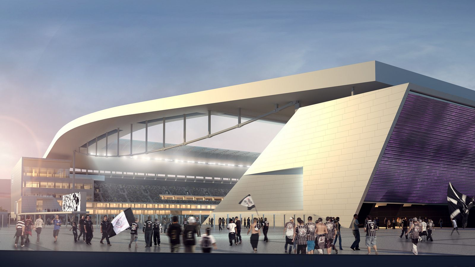 Fotos Corinthians ~ Design Arena Corinthians u2013 StadiumDB com