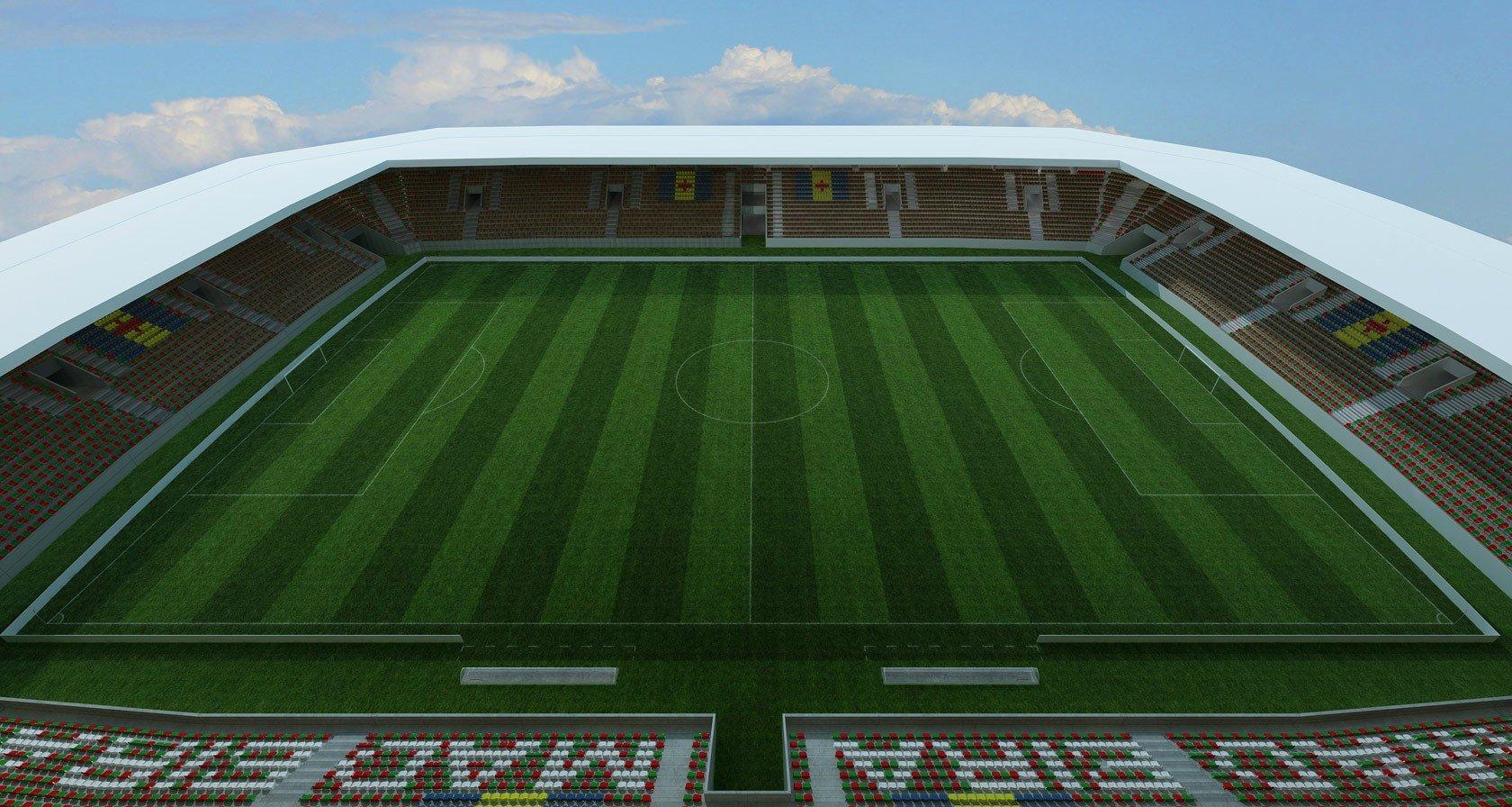 Grandstand Designs : Design estádio do maritimo stadiumdb