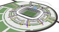 Estádio Nacional de Brasília (Estádio Mané Garrincha)