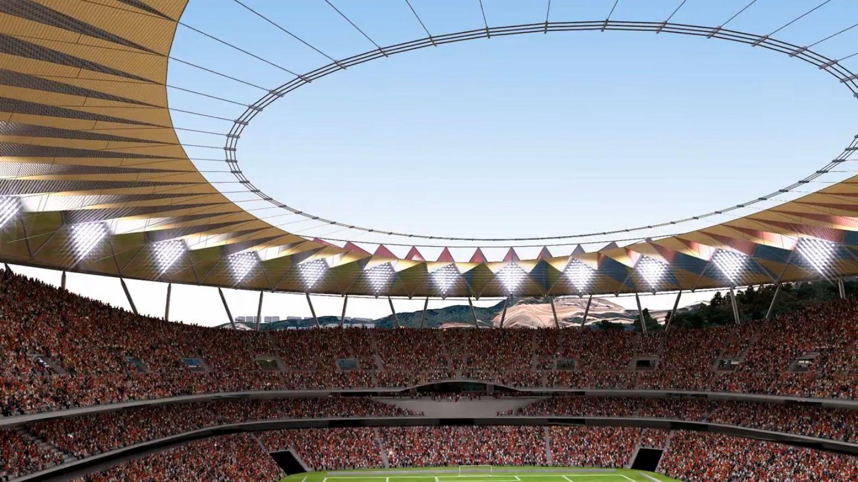 Nacional: Design: Estadio Nacional De Venezuela