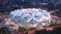 Guangzhou Evergrande Grand Soccer Stadium