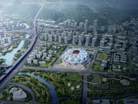 Guangzhou Evergrande Grand Soccer Stadium