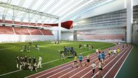 Multisport Fieldhouse Stadium