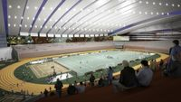 Multisport Fieldhouse Stadium