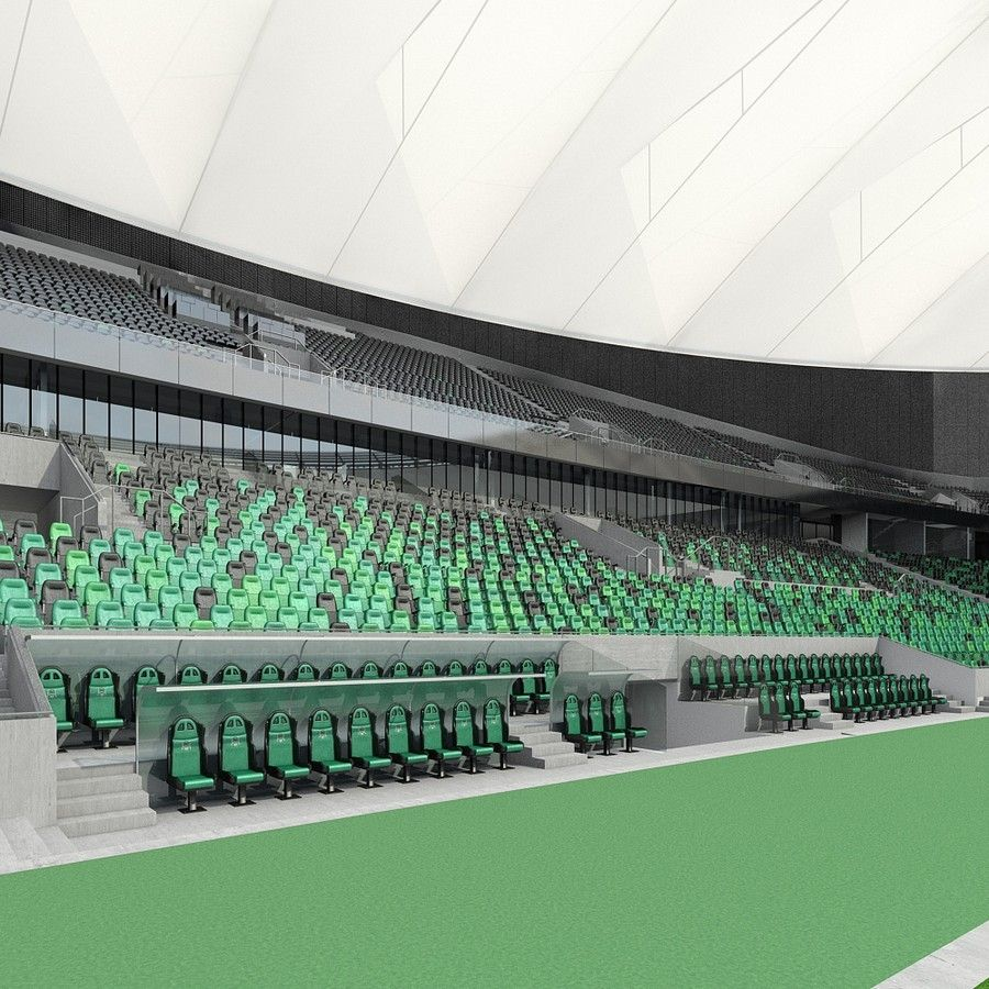 Design Stadion Krasnodar Stadiumdb Com