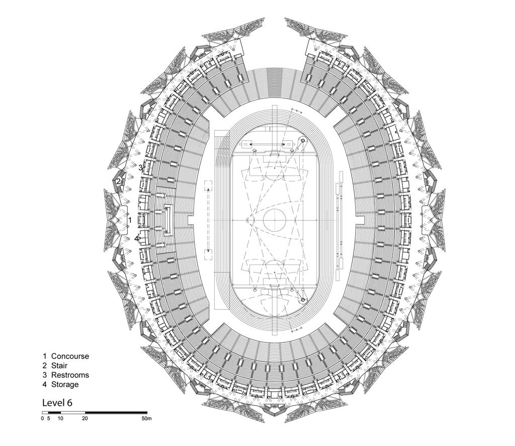 Design Hangzhou Sports Park Stadium Stadiumdb Com