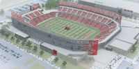 Houston Football Stadium