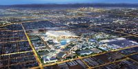 SoFi Stadium (L.A. Stadium and Entertainment District at Hollywood Park)