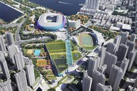 Kai Tak Sports Park Main Stadium