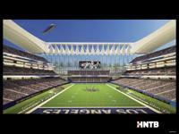 L.A. Football Stadium (III)
