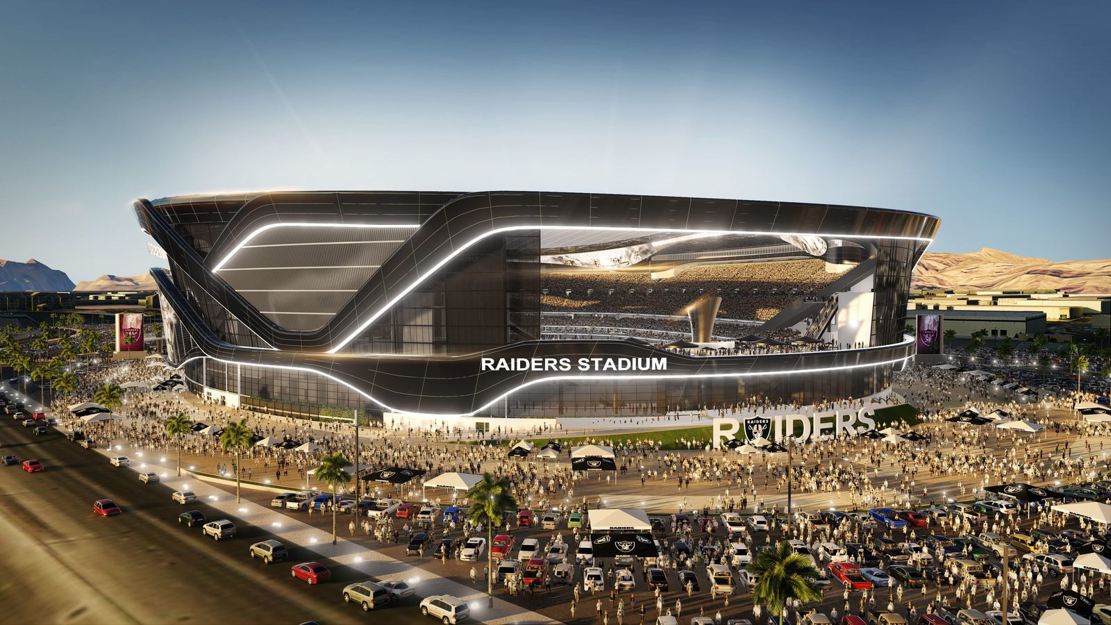 design raiders stadium � stadiumdbcom