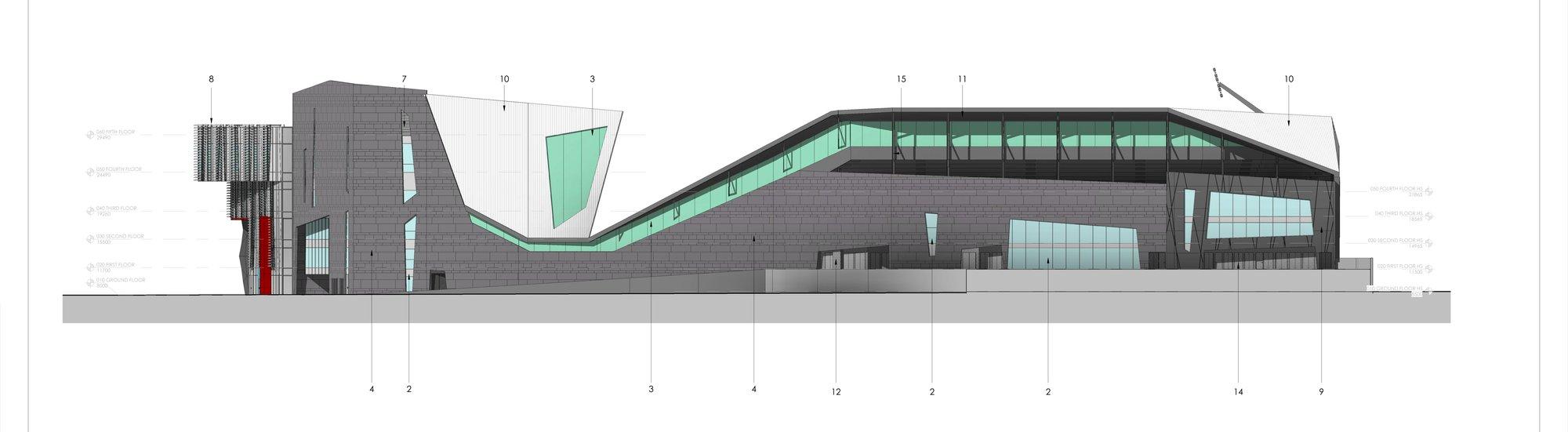 Design Brentford Community Stadium Stadiumdb Com