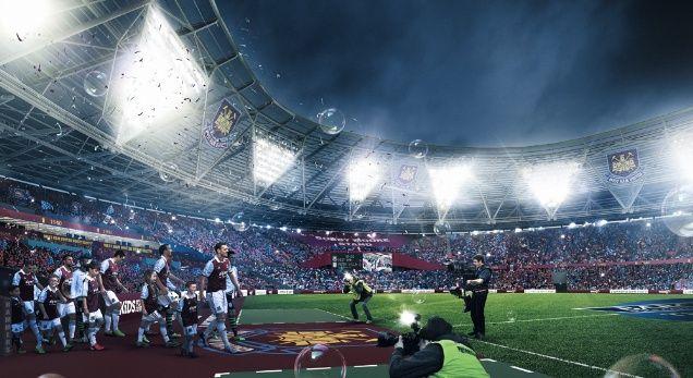 Design: London Olympic Stadium – StadiumDB.com