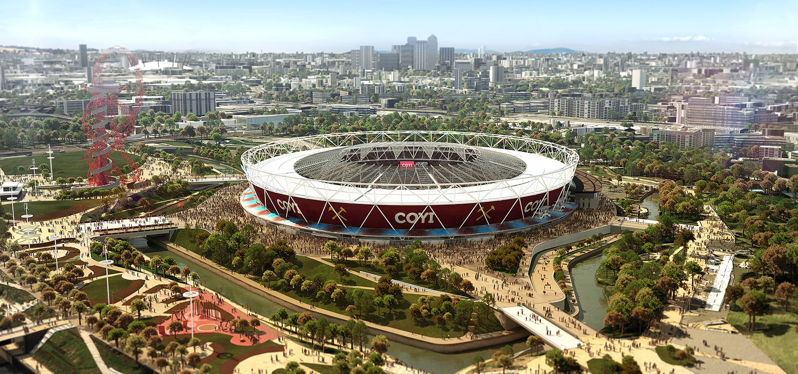 Hotels Near Olympic Stadium London
