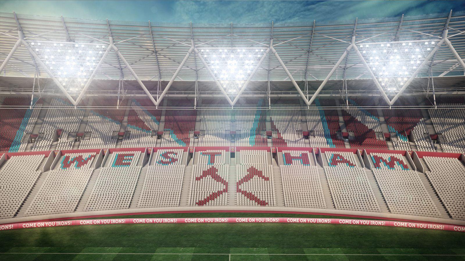 Design London Olympic Stadium Stadiumdb Com