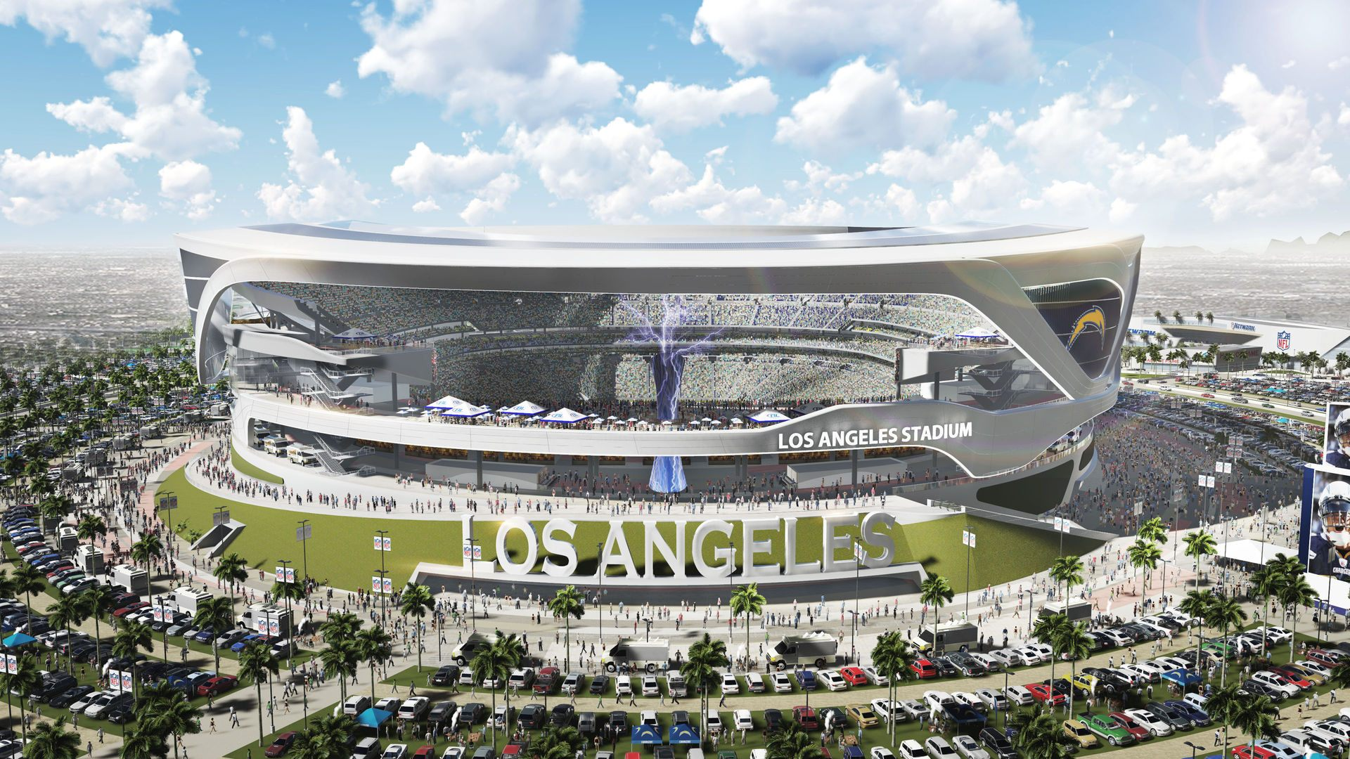 Design Los Angeles Stadium Stadiumdb Com