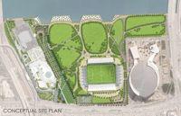 Miami Museum Park Stadium