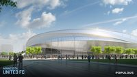 Minnesota United Stadium