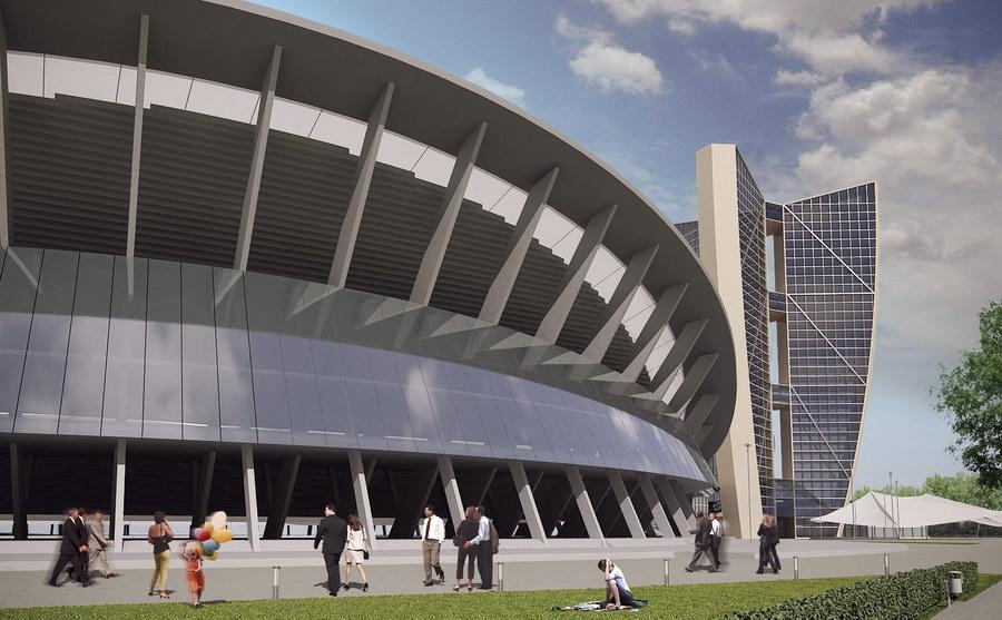 Design Narodowe Centrum Sportu Stadiumdb Com