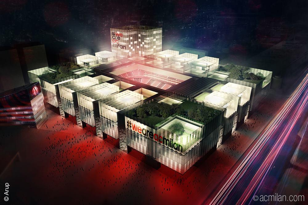 stadium soccer milan ac - photo #20