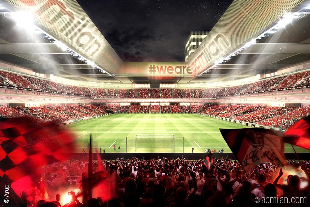 ac mailand neues stadion