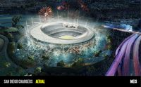 New Chargers Stadium