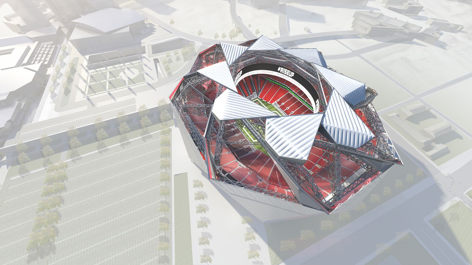 Design Mercedes Benz Stadium Stadiumdb Com