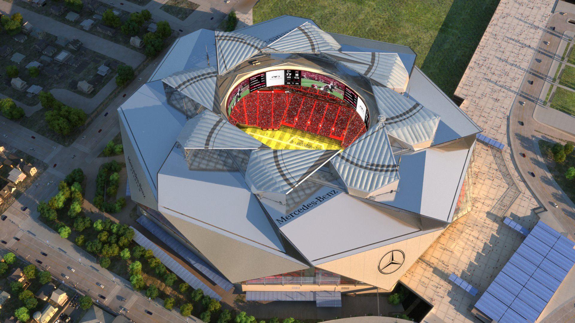 mercedes benz stadium minecraft. GWCC · Mercedes-Benz Stadium Mercedes Benz Minecraft M
