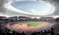 New National Stadium Japan (I)