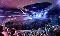 New National Stadium Japan (X)