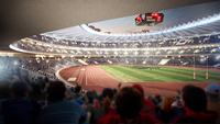 New National Stadium (XVI)