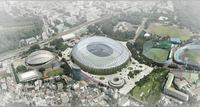 New National Stadium (XVIII)