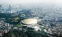 New National Stadium Japan (III)