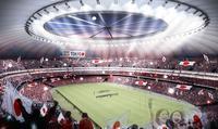 New National Stadium Japan (V)