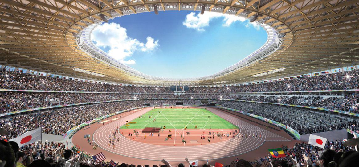 Design New National Stadium Stadiumdb Com