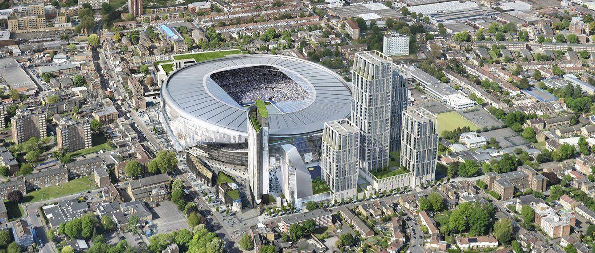 Design Tottenham Hotspur Stadium Stadiumdb Com