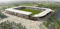 Nieuw Stadion FC Dordrecht
