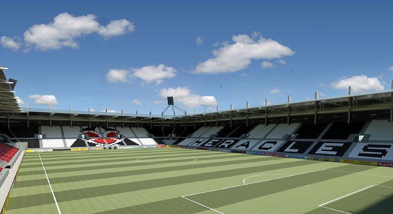 Fc Twente Stadium Drone Fest