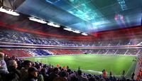 New Norwegian National Stadium