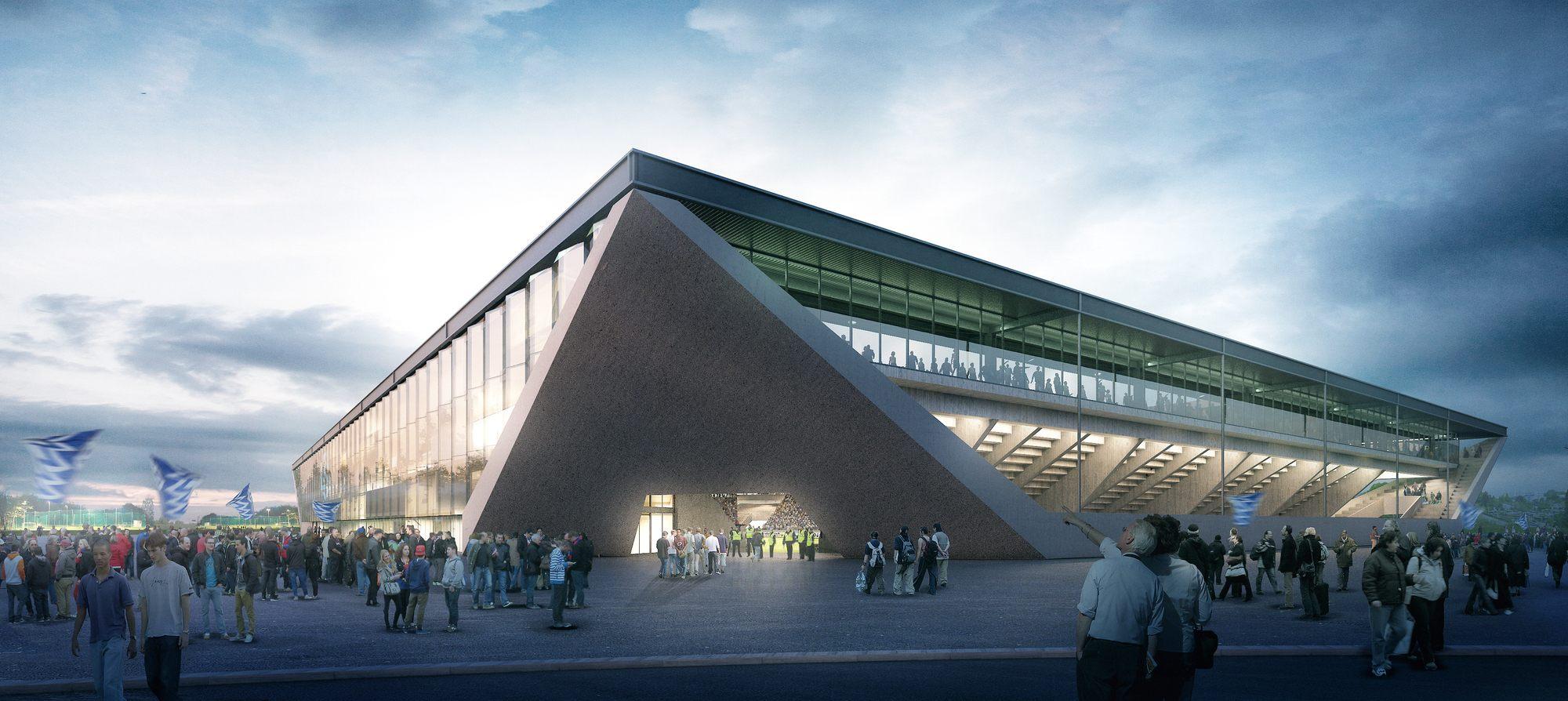 Design Stade De La Tuili 232 Re Stadiumdb Com