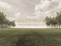 Stadion Polonii Warszawa (III)