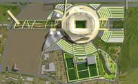 Stade des Lumières (Grand Stade des Decinés, OL Land)