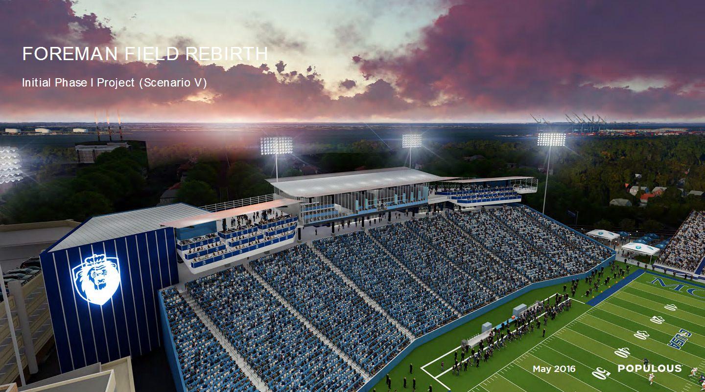 Design Odu Stadium Stadiumdb Com