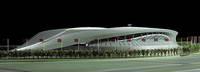 Olympic Stadium - B01