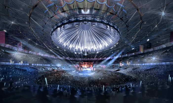 Design Olympic Stadium B02 Stadiumdb Com