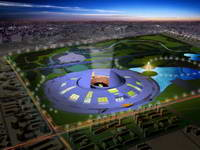 Olympic Stadium - B07