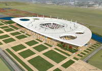 Olympic Stadium - B10